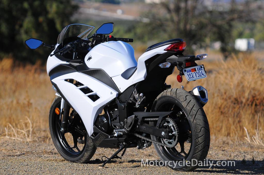 2013 Kawasaki Ninja 300: MD Ride Review « MotorcycleDaily.com ...