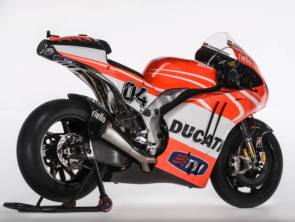With Four New Factory Bikes And A New German Boss Ducati Readies