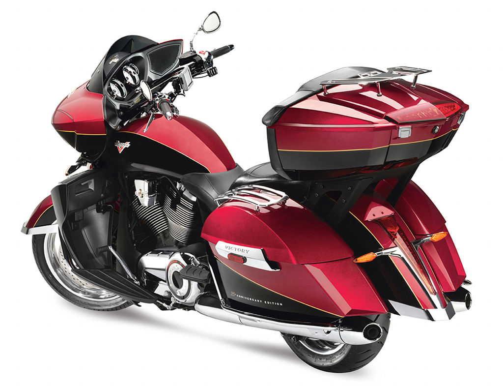 15th Anniversary Victory Cross Country Tour Limited Edition Unveiled ...