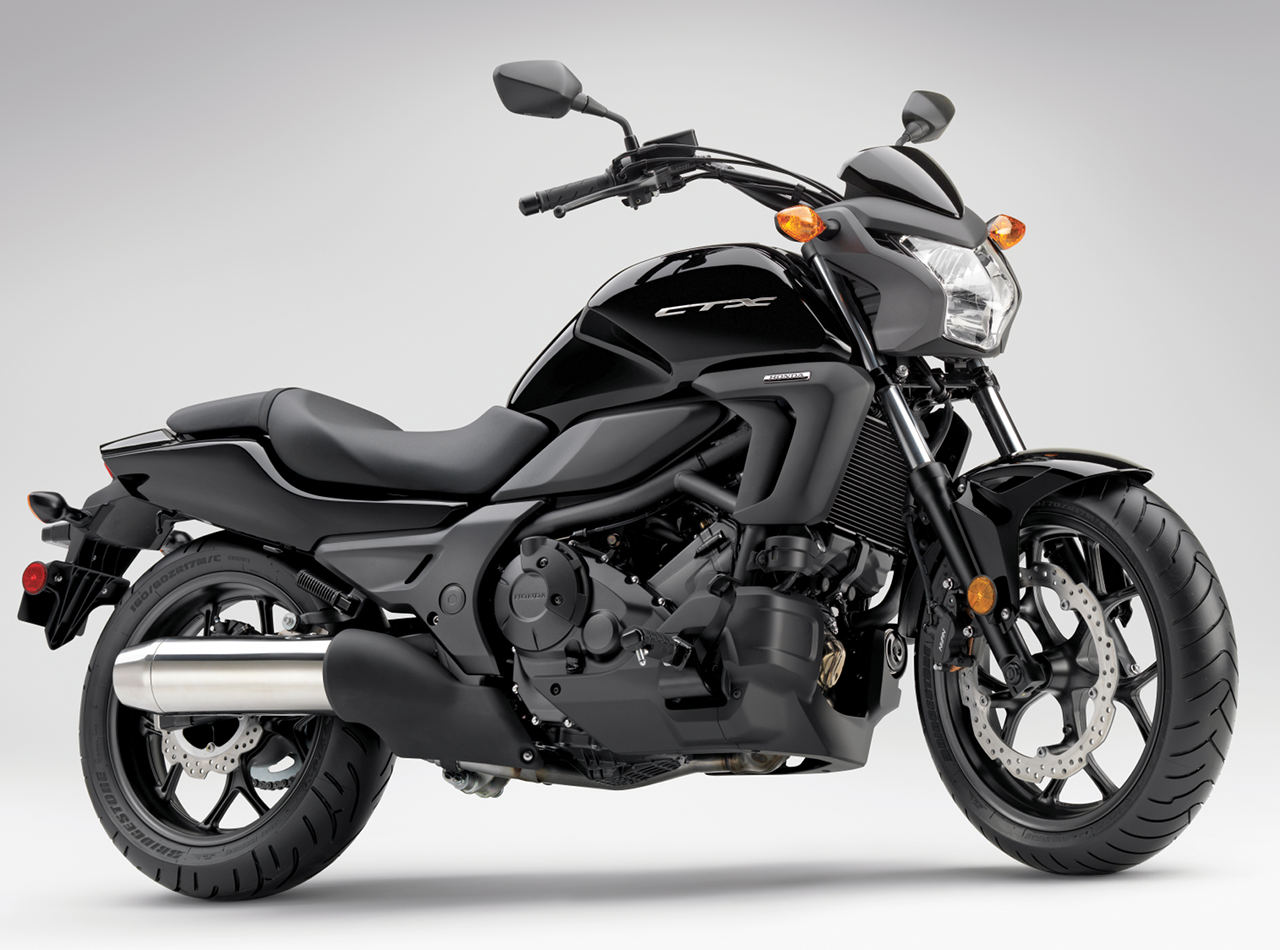Can Honda Interest Gen Y in the 2014 CTX700s?