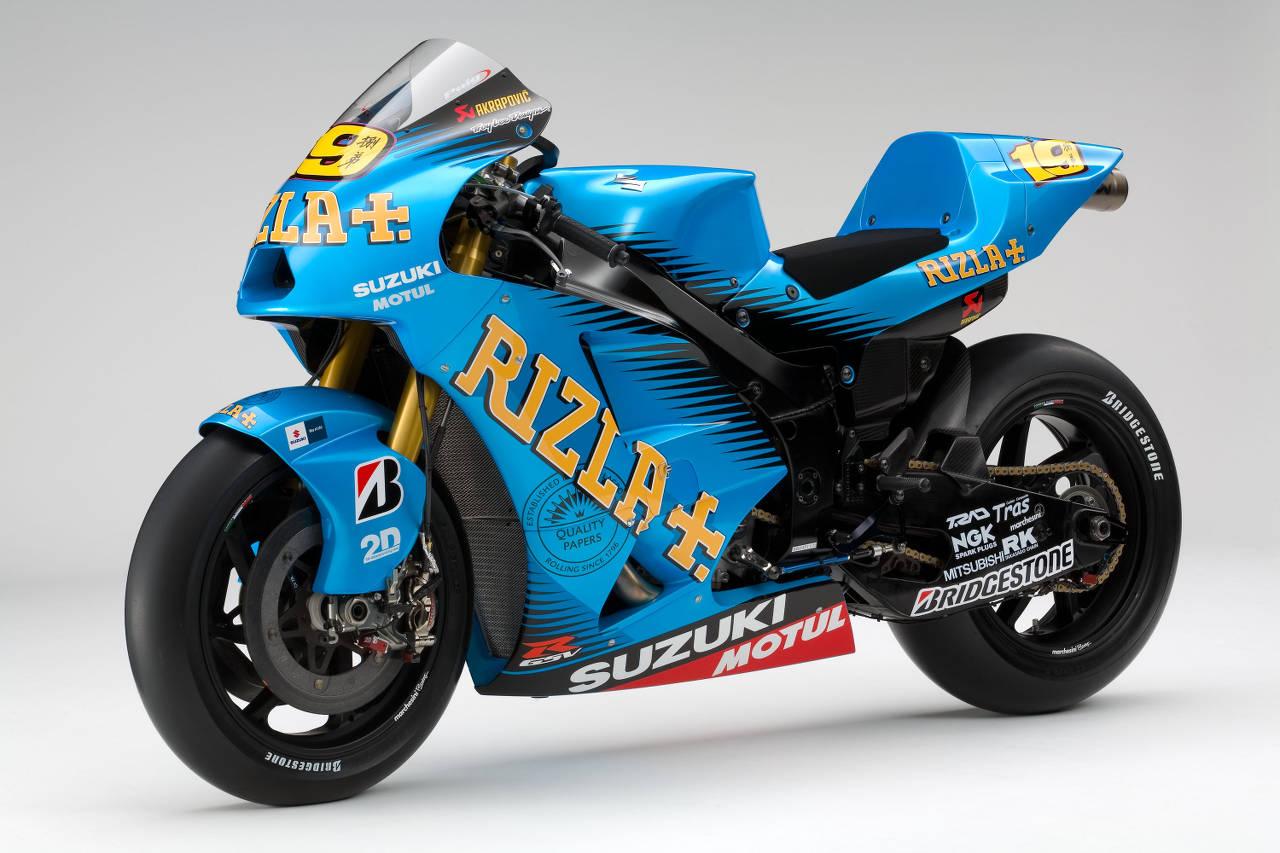 Suzuki Working Its Way Back Onto MotoGP Grid ...