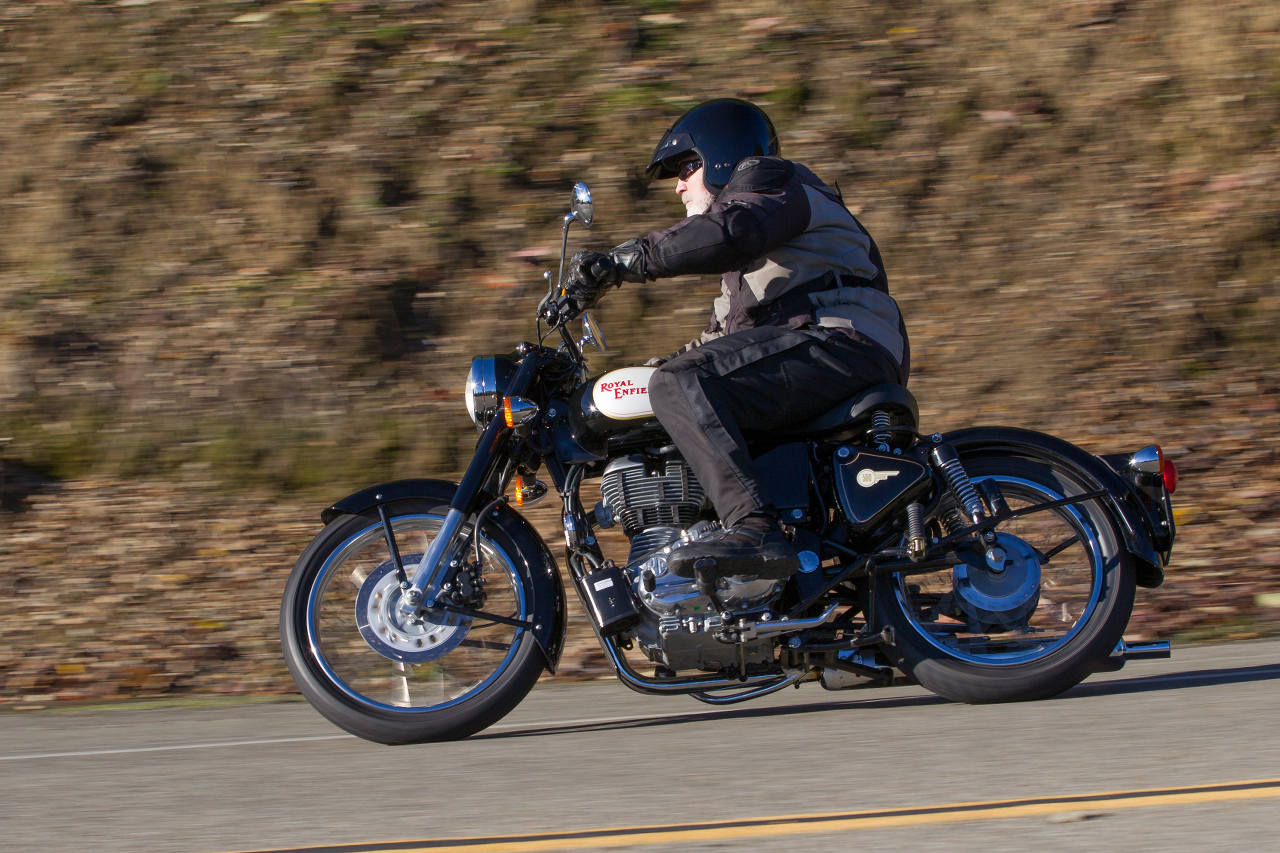 Md Double Take 2012 Royal Enfield Classic C5