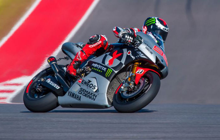 Three day motogp test begins at circuit of the americas updated jorge lorenzo gets his first laps in austin texas voltagebd Images