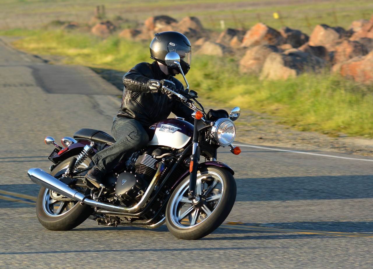 2013 Triumph Bonneville Md Ride Review Motorcycledailycom