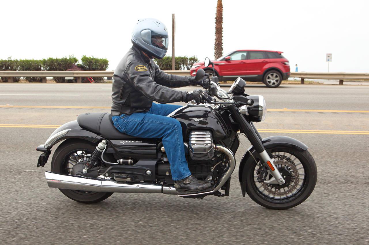 2013 moto guzzi california 1400 custom and touring: southern