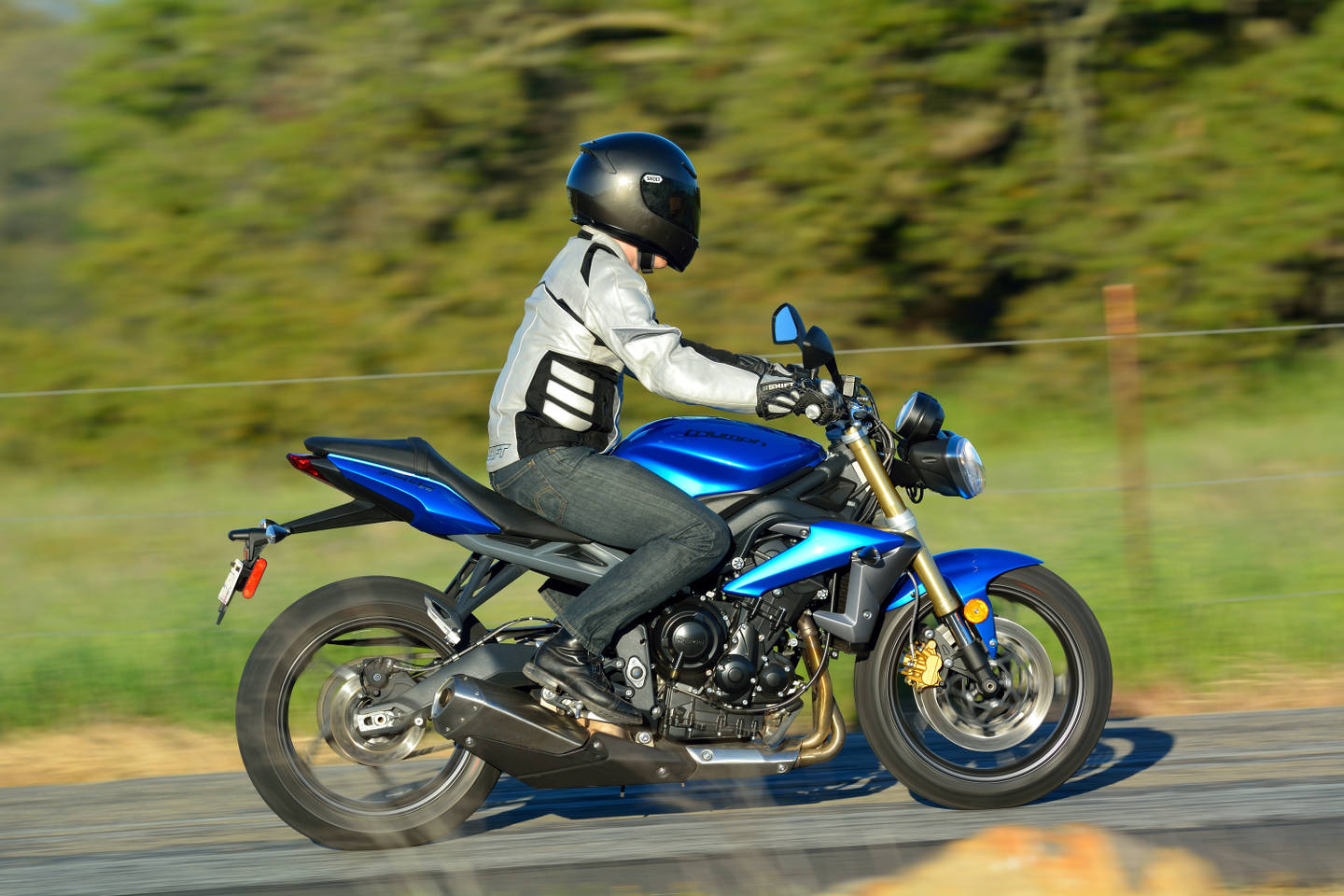 2013 Triumph Street Triple: MD Ride Review « MotorcycleDaily.com ...