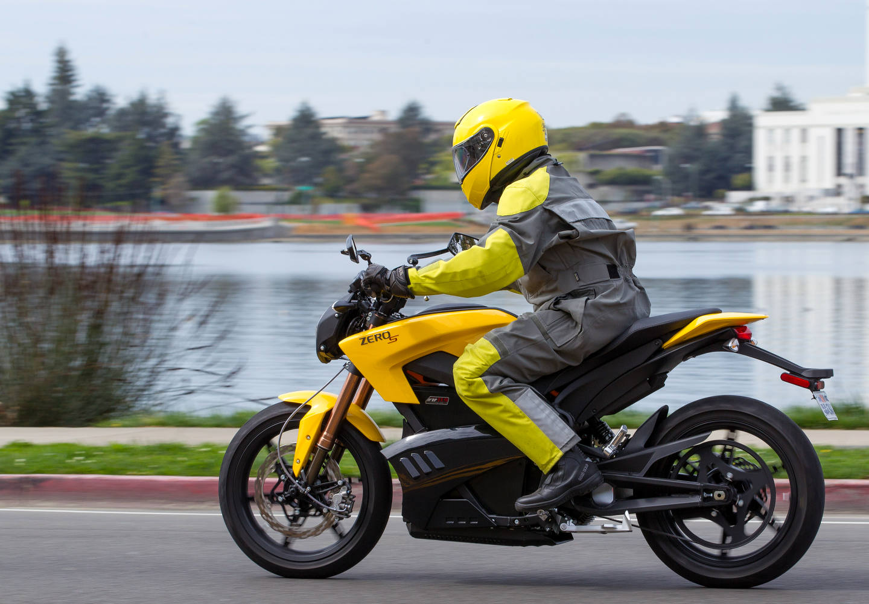 2017 Zero S Md Ride Review