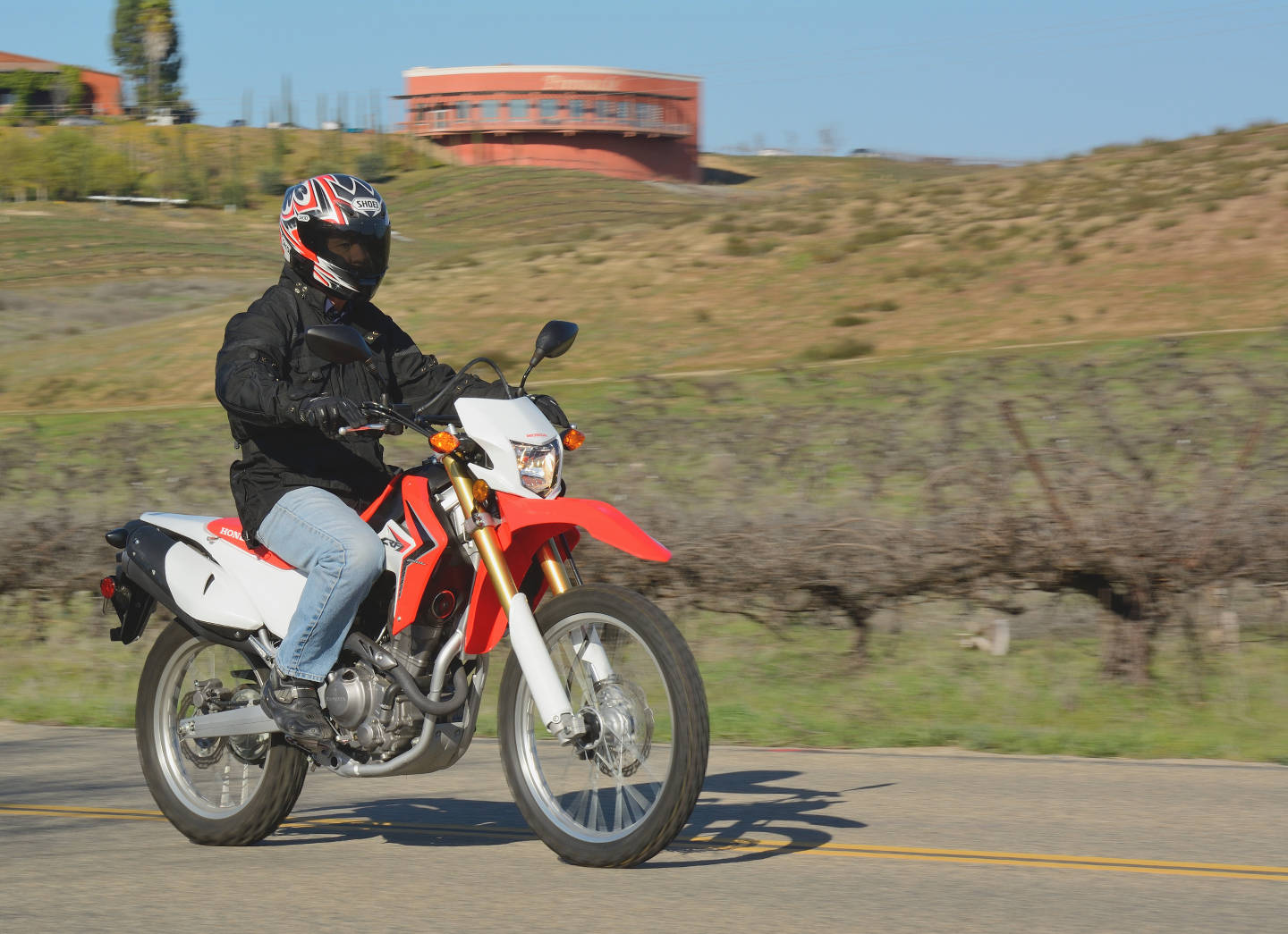 2013 honda crf250l: md ride review « motorcycledaily