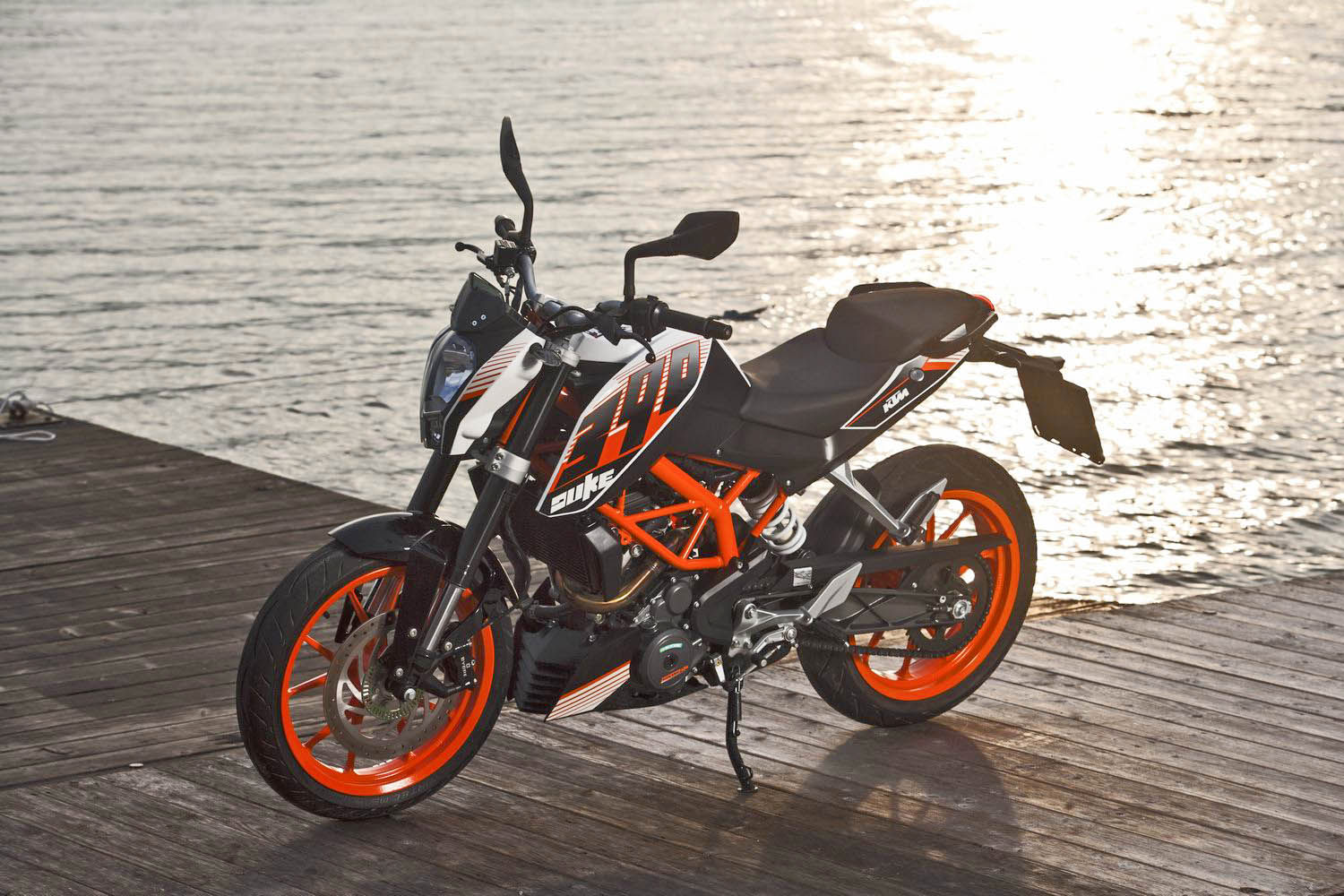 2014 ktm 390 duke: md first ride « motorcycledaily