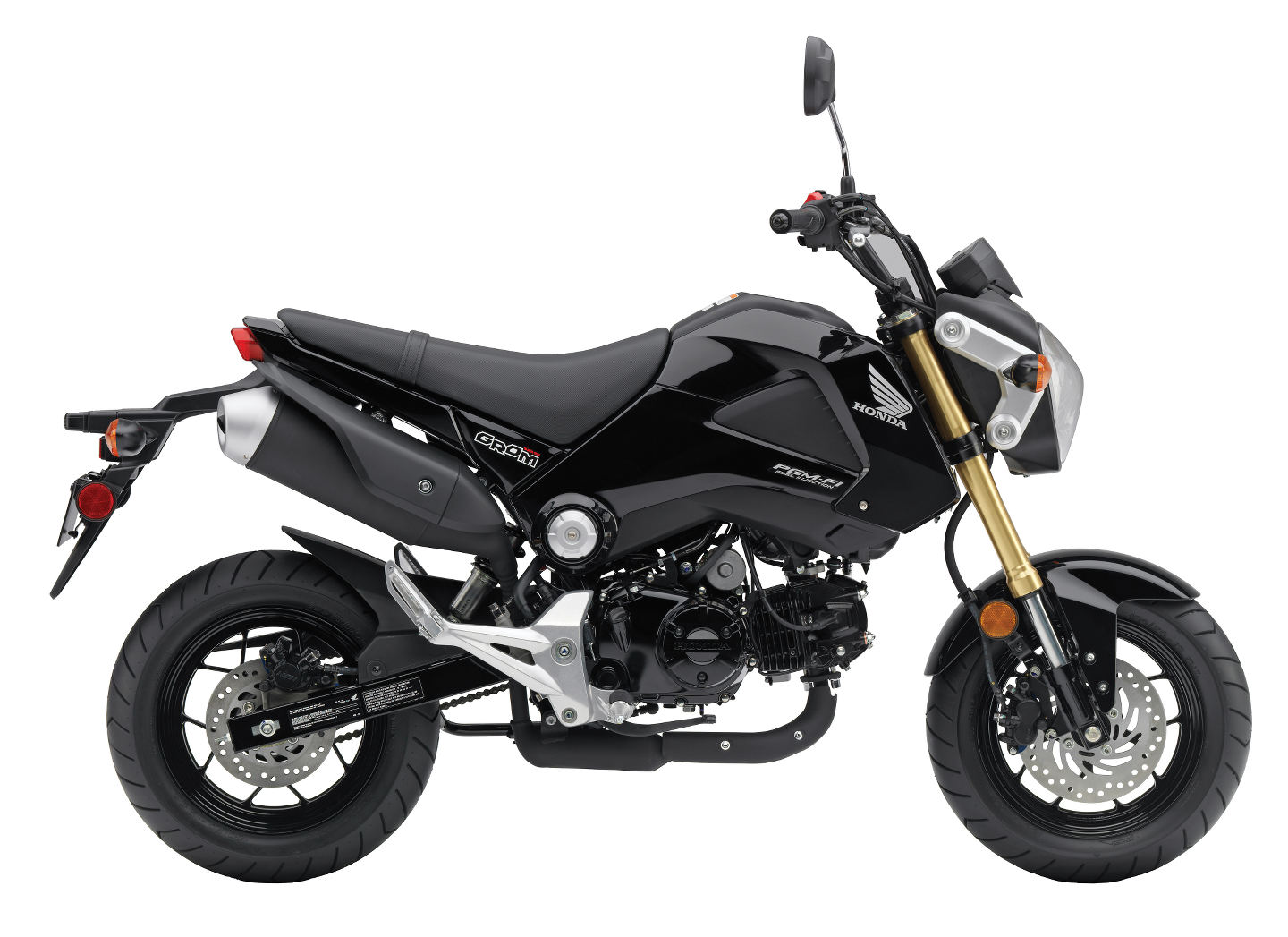 2014 honda forza and grom announced. Black Bedroom Furniture Sets. Home Design Ideas