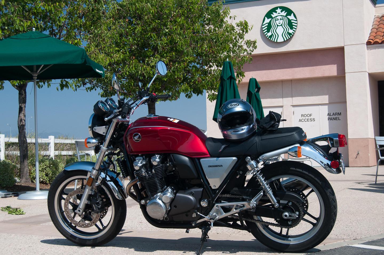 2013 Honda Cb1100 Md Ride Review Motorcycle Handle Hand Grip Handgrip Ninja Rr R Original The