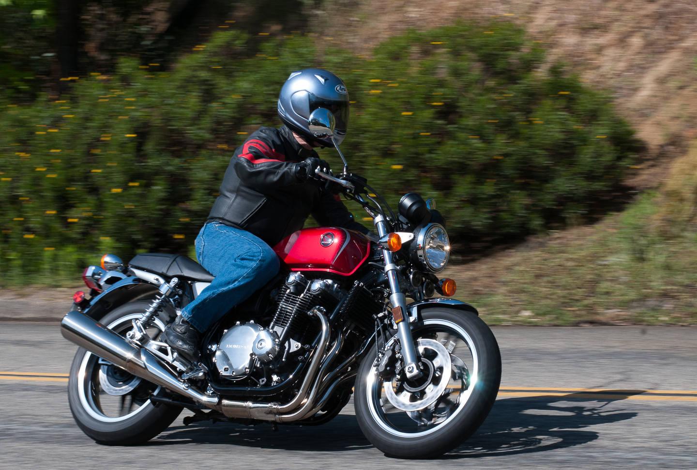 2013 Honda Cb1100 Md Ride Review Motorcycledaily Com