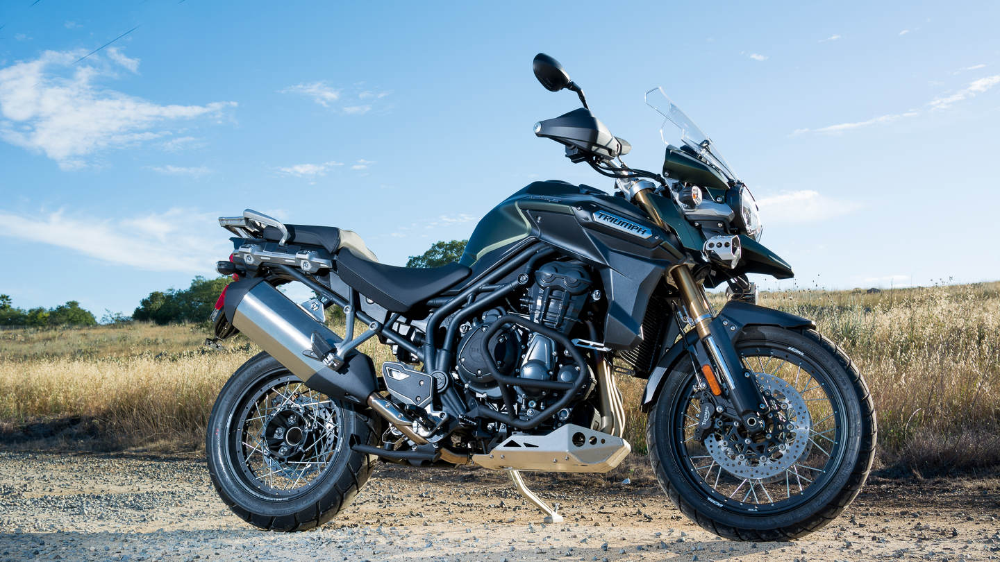 2013 Triumph Tiger Explorer Xc Md Ride Review