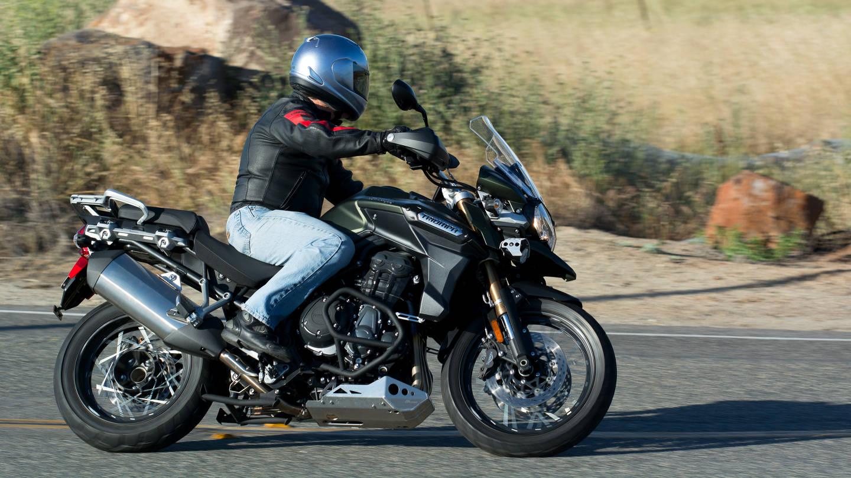 2013 Triumph Tiger Explorer Xc Md Ride Review Motorcycledailycom