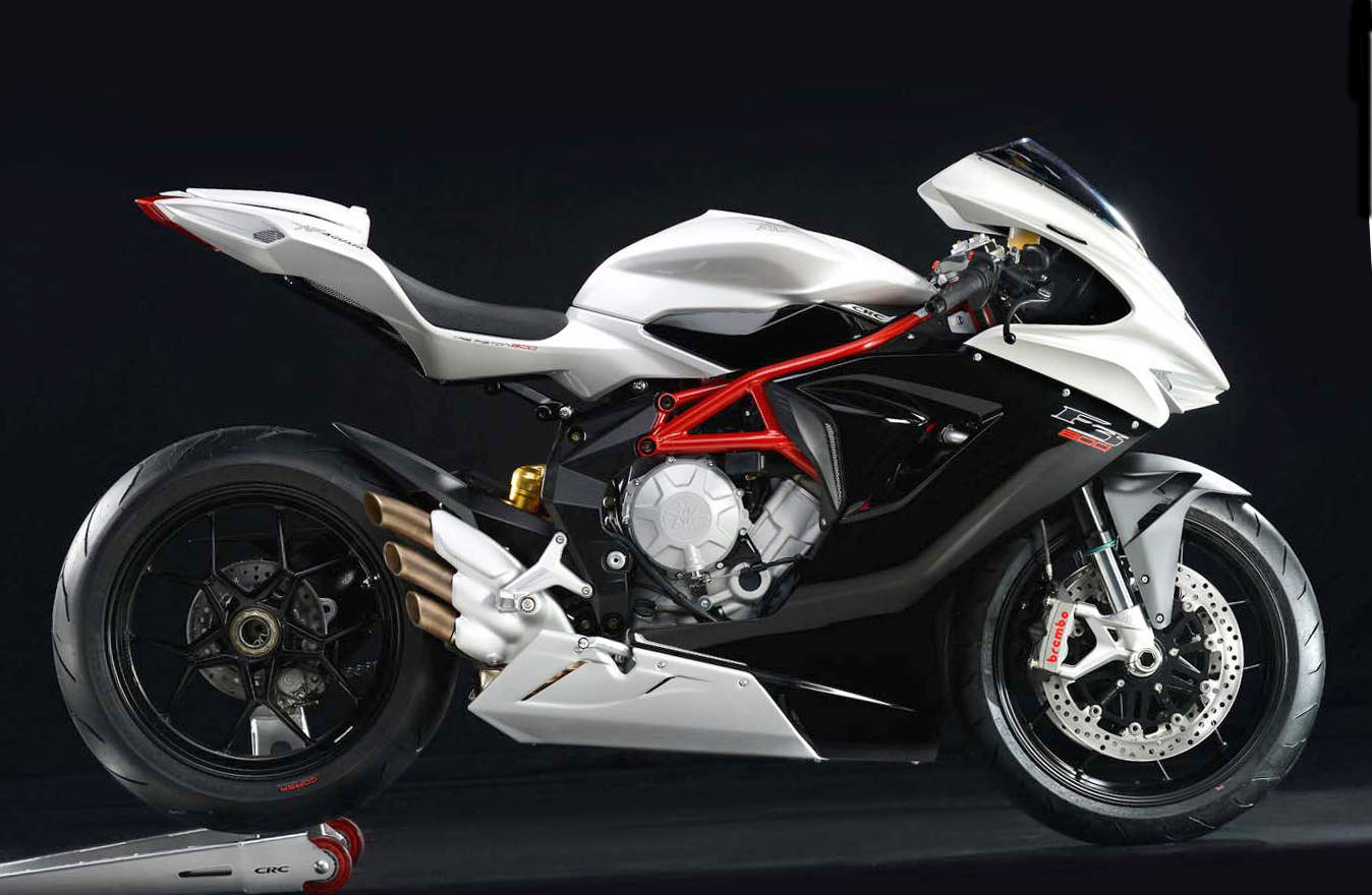 Mv Agusta Introduces F3 800 Claims Middleweight Agility With Open