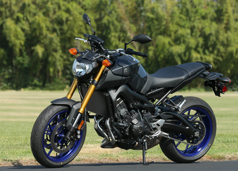 Yamaha Unveils 2014 FZ 09 850 Triple MotorcycleDaily