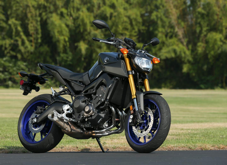 Yamaha Unveils 2014 FZ-09 850 Triple « MotorcycleDaily.com ...