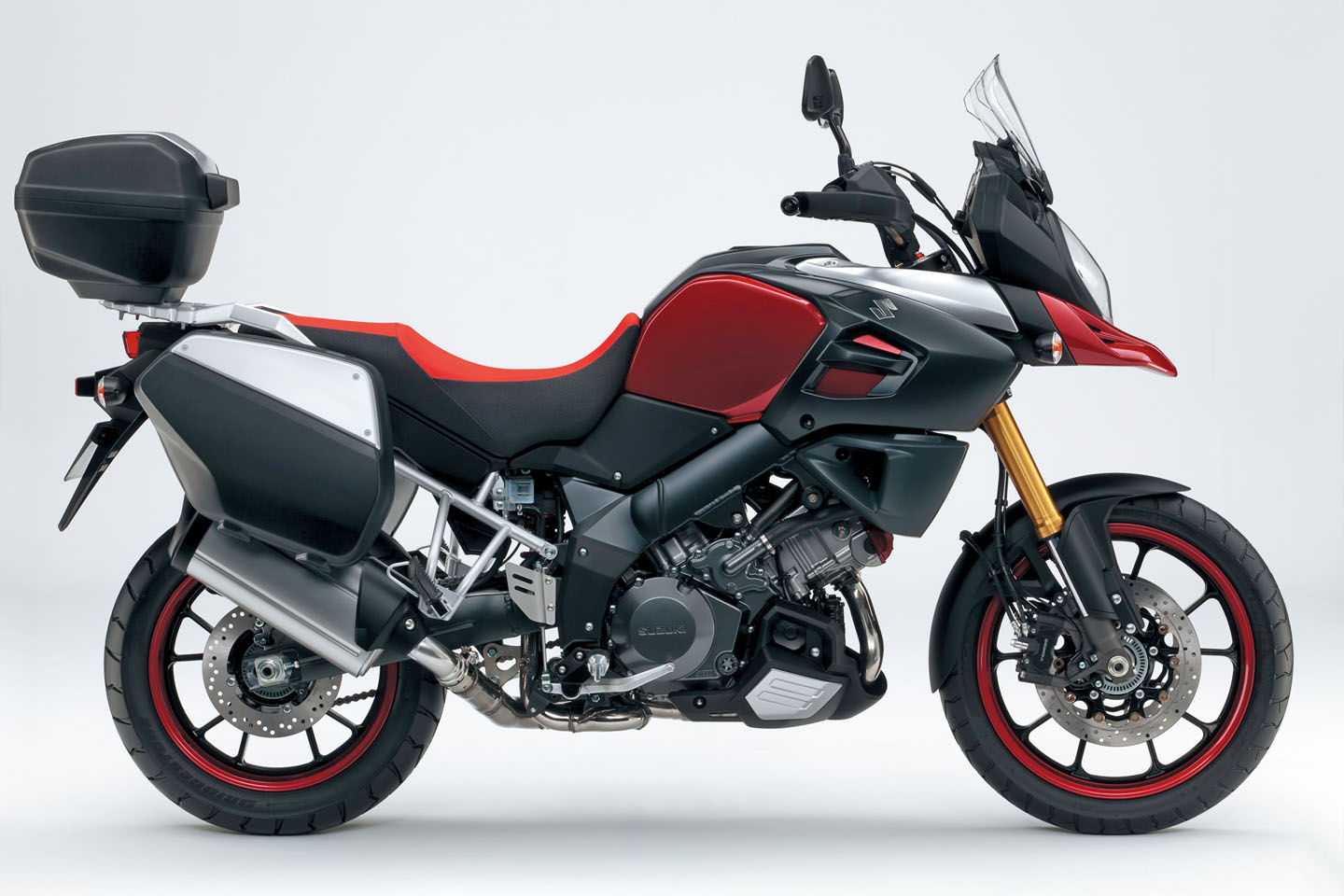 anticipating suzuki s 2014 v strom 1000 another look at the concept. Black Bedroom Furniture Sets. Home Design Ideas