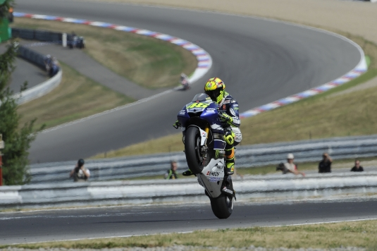 Yamaha MotoGP Free Practice 082313