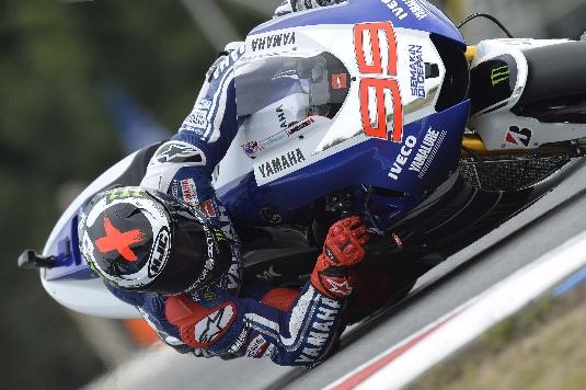 Yamaha MotoGPQualifying 082413