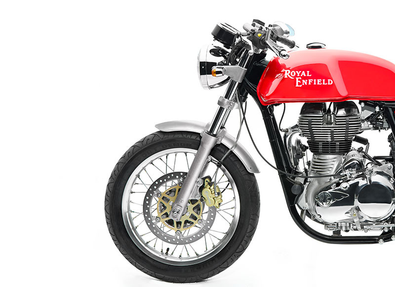 Royal Enfield Continental GT The Most Legit Cafe Racer