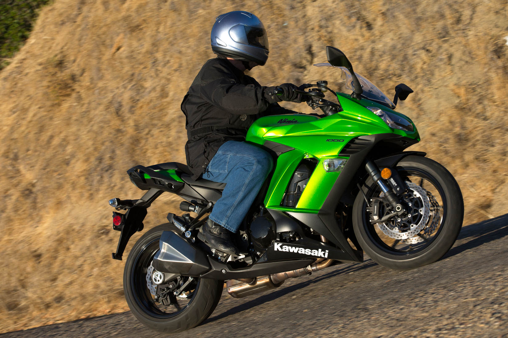 2014 Kawasaki Ninja 1000 Abs Md First Ride Part 1