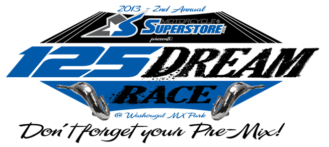 125 Dream Race Logo