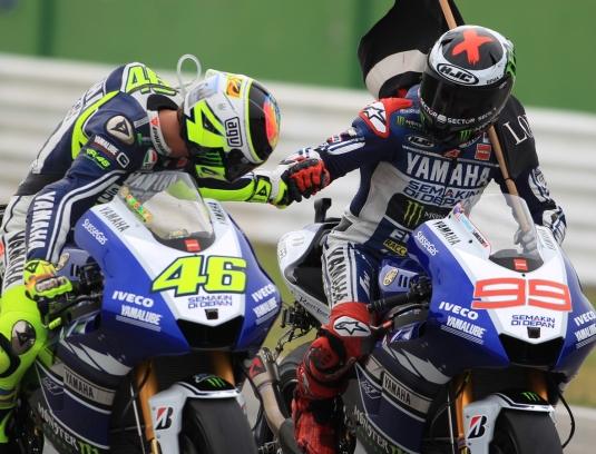 Lorenzo Misano MotoGP