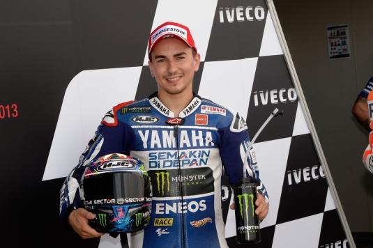 Yamaha Aragon Qualifying