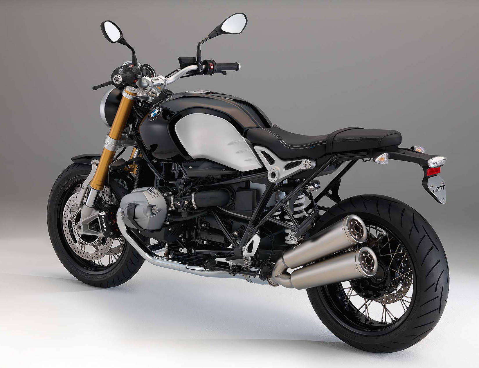 BMW Unveils The R NineT Retro Standard You Have Been Waiting