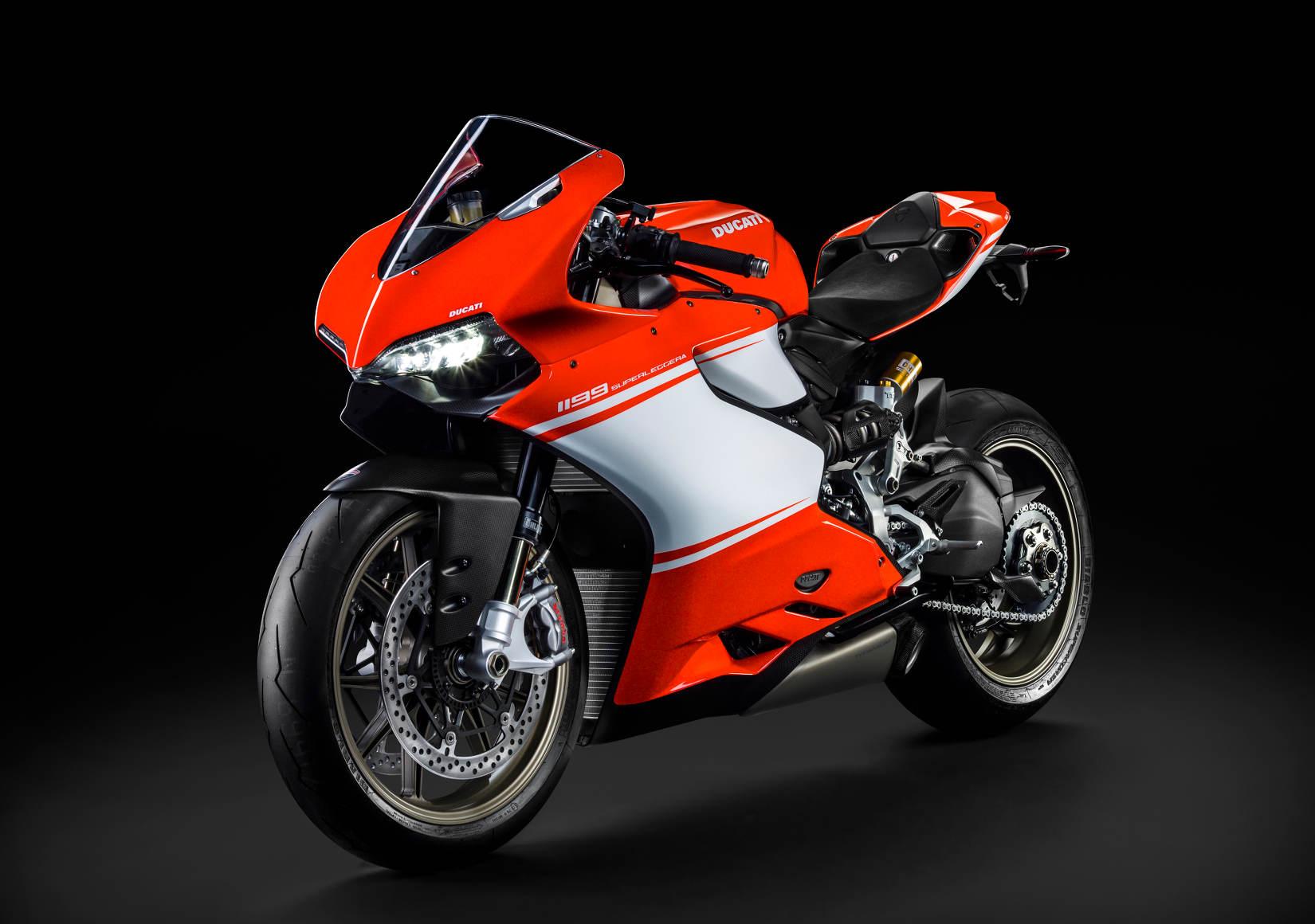 Ducati Motorcycle 2014