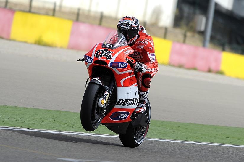 Andrea Dovizioso_2013 Aragon MotoGP