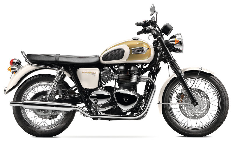 Triumph Unveils Updated Classics For 2014 Motorcycledailycom