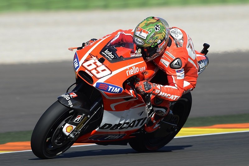 2013 Motogp Season Comes To An End For Ducati Team Tomorrow First