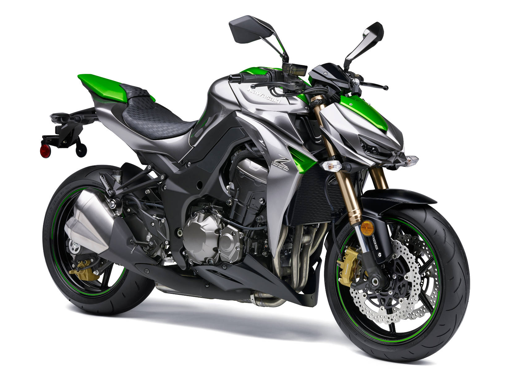 Radical 2014 Kawasaki Z1000 Unveiled 171 Motorcycledaily Com Motorcycle News Editorials