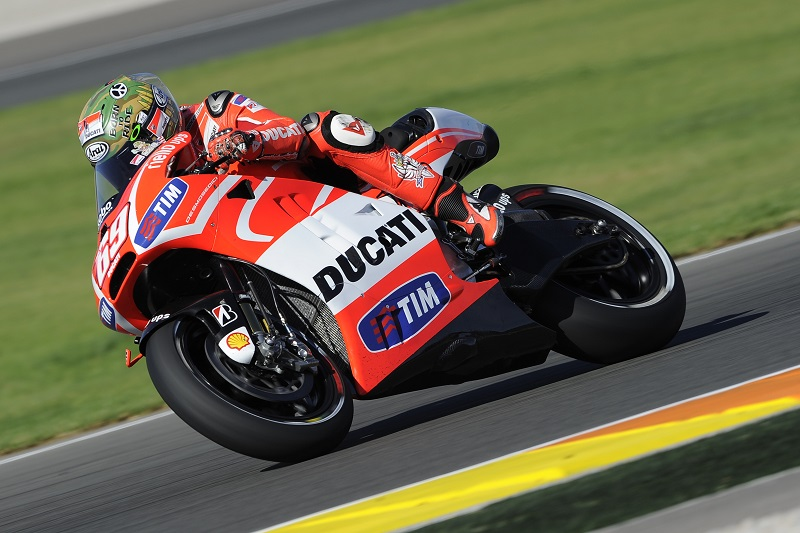Team Ducati_Valencia MotoGP qualifying