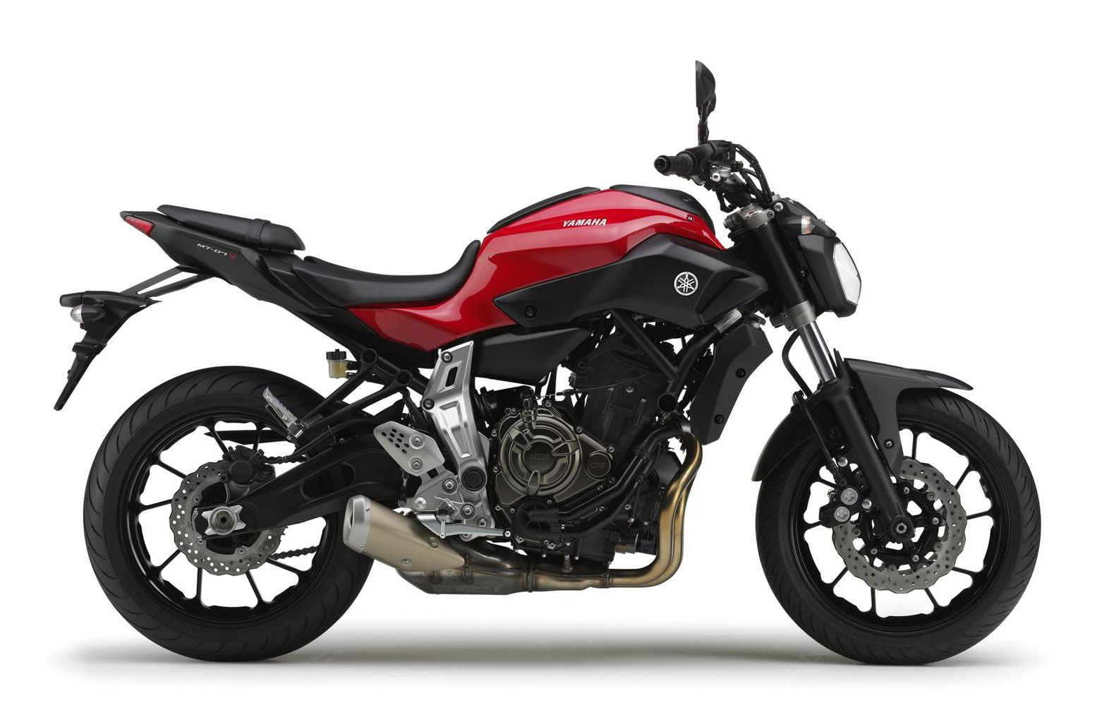 Yamaha introduces mt 07 lightweight affordable 689cc for Mount holly powersports yamaha