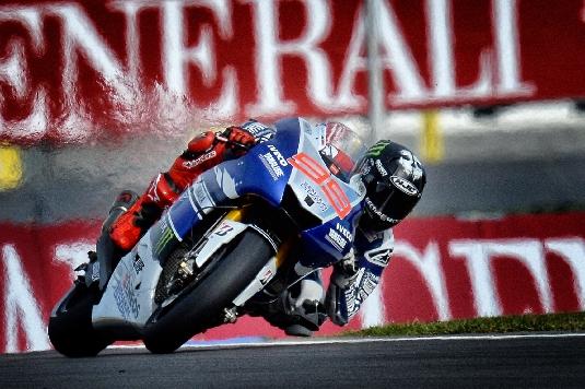 Yamaha Racing_Valencia MotoGP practice
