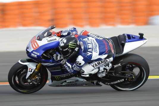 Yamaha Racing_Valencia MotoGP qualifying