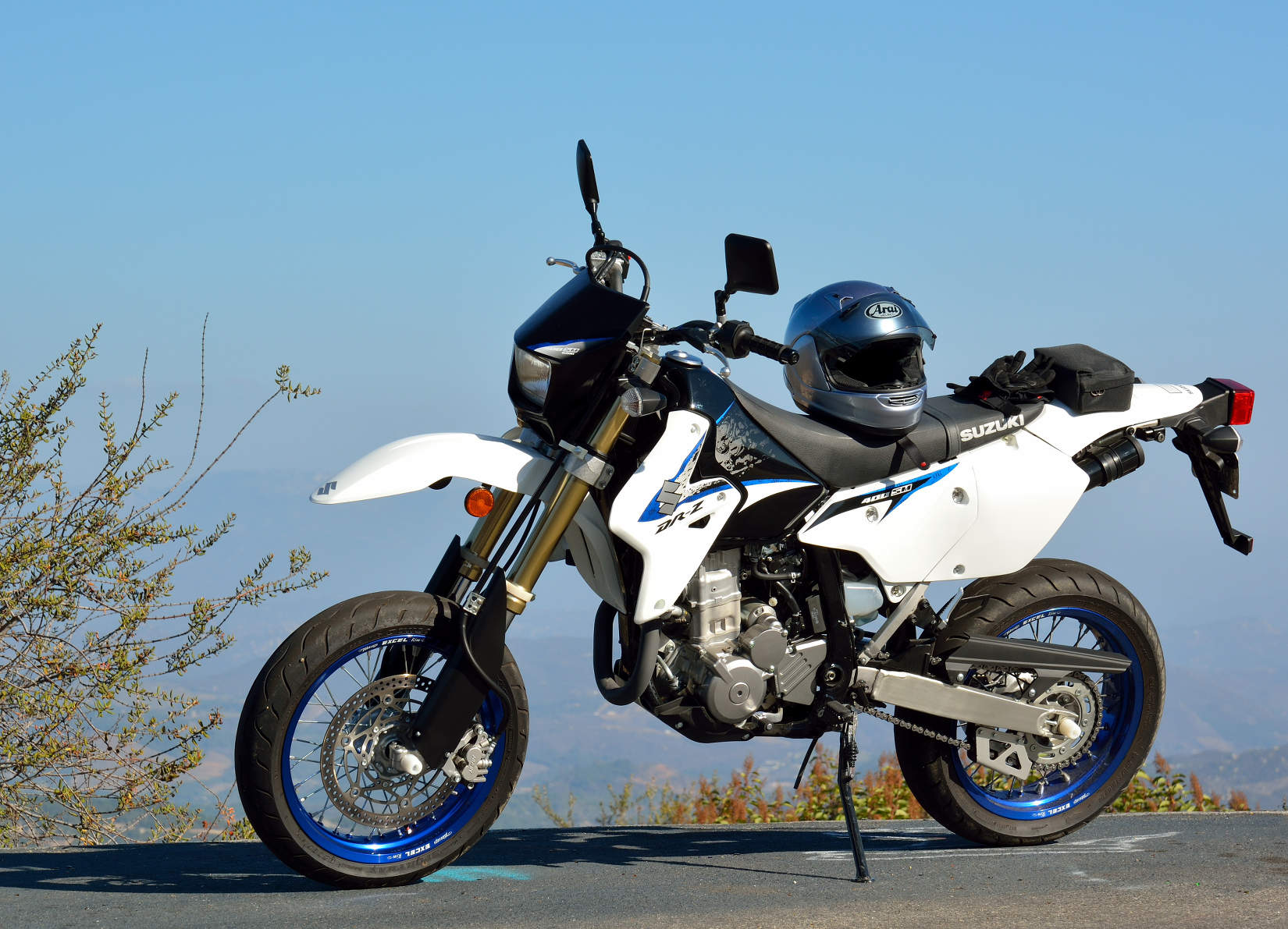 2014 Suzuki DR-Z400SM: MD Ride Review « MotorcycleDaily.com ...