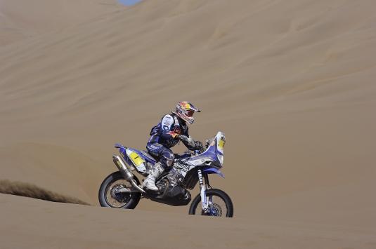 Dakar Stage 11
