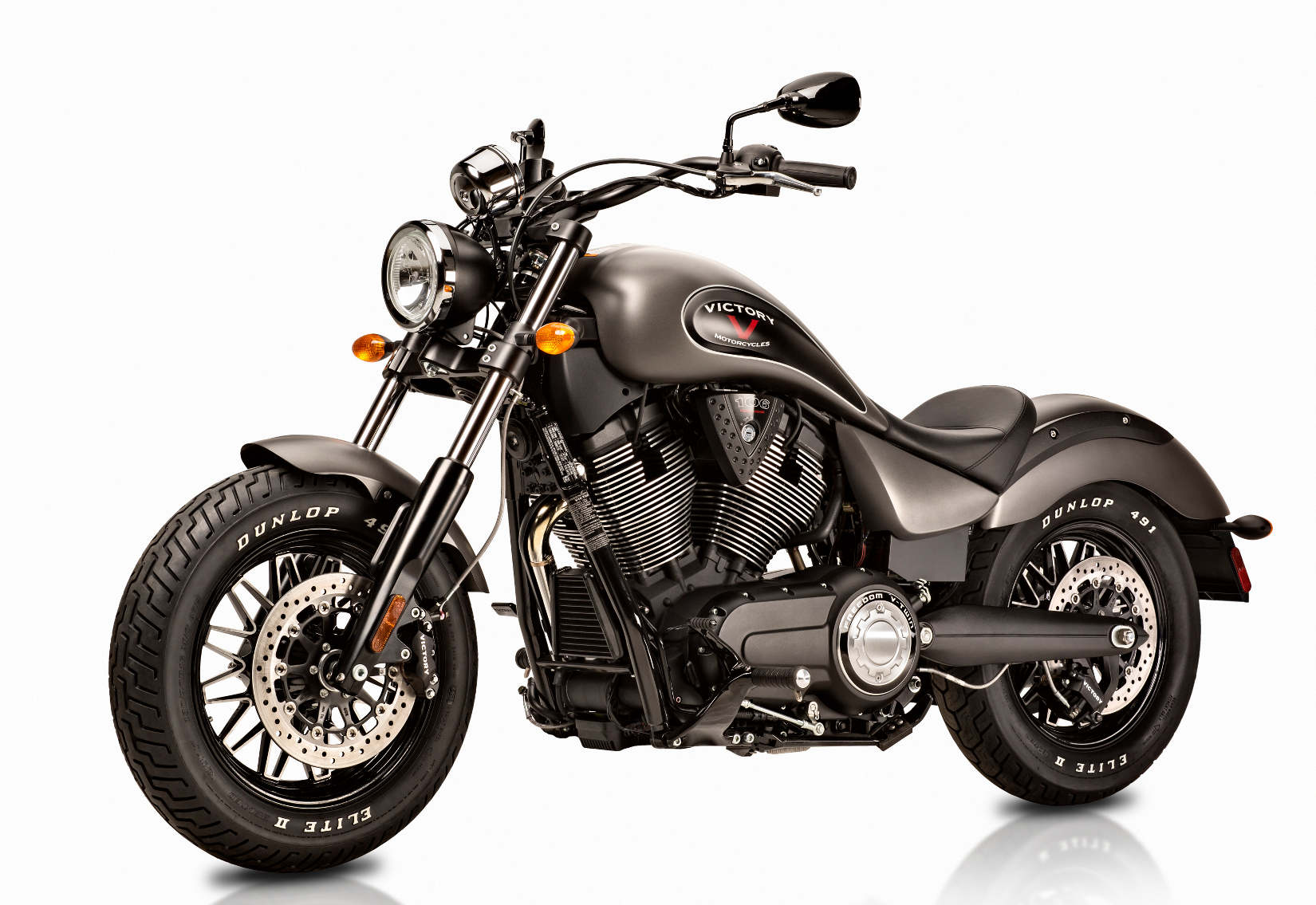 Victory Unveils 2015 Gunner A Bobber With Big Power Motorcycle News