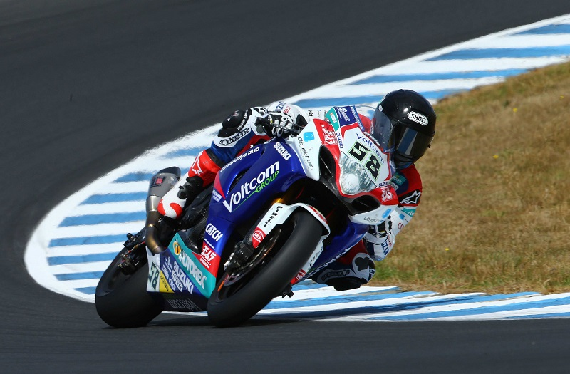 Laverty Official Test Day1