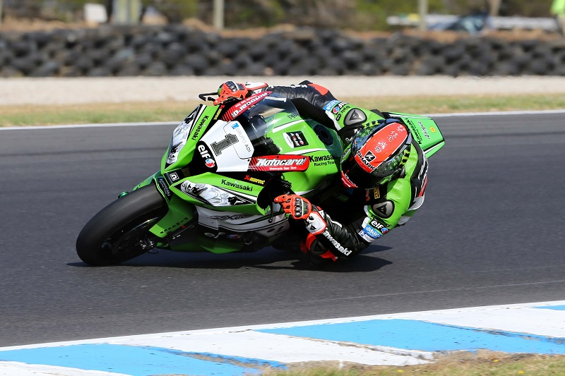Tom Sykes Test Day 2