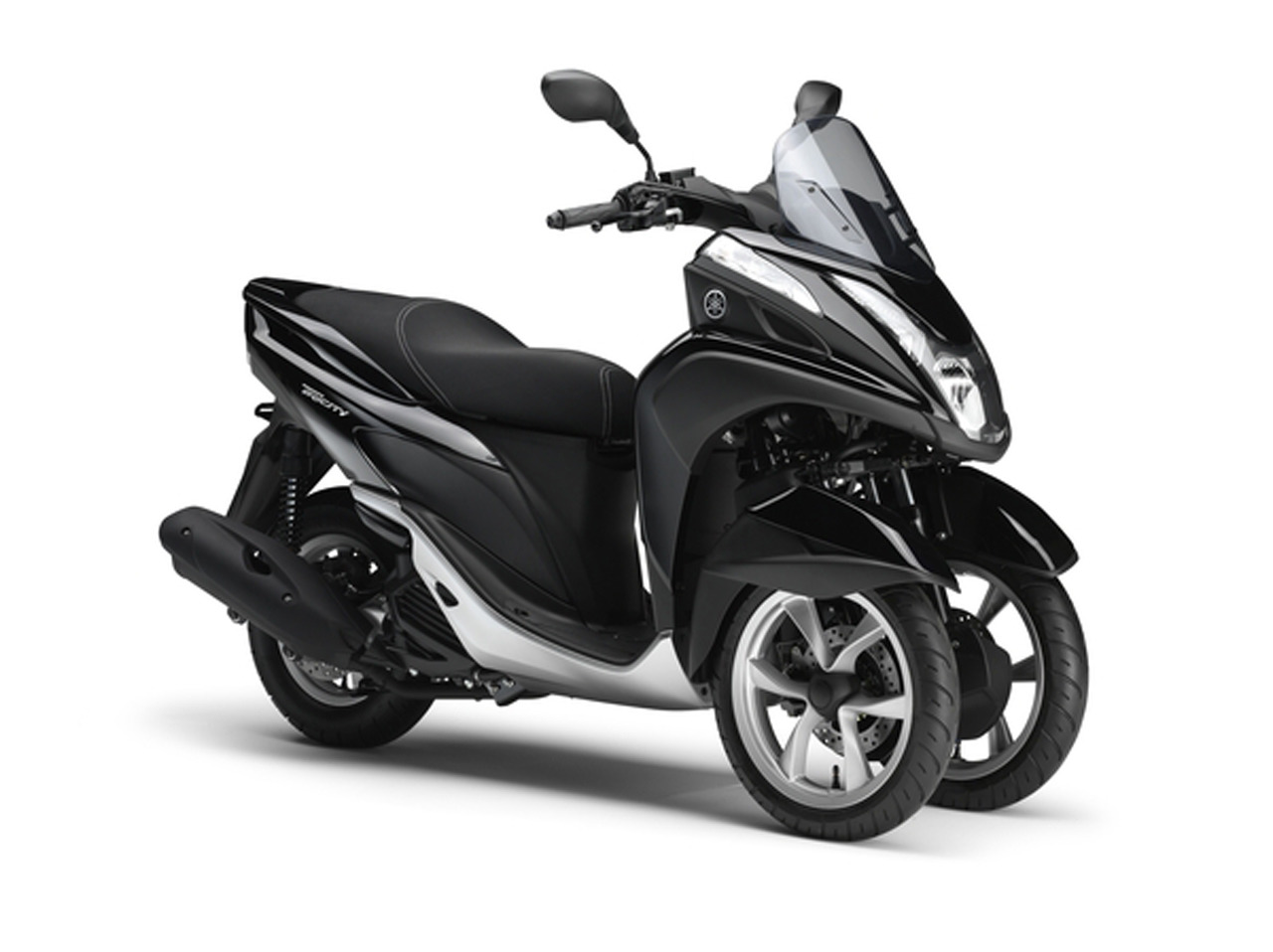 Yamaha tricity review