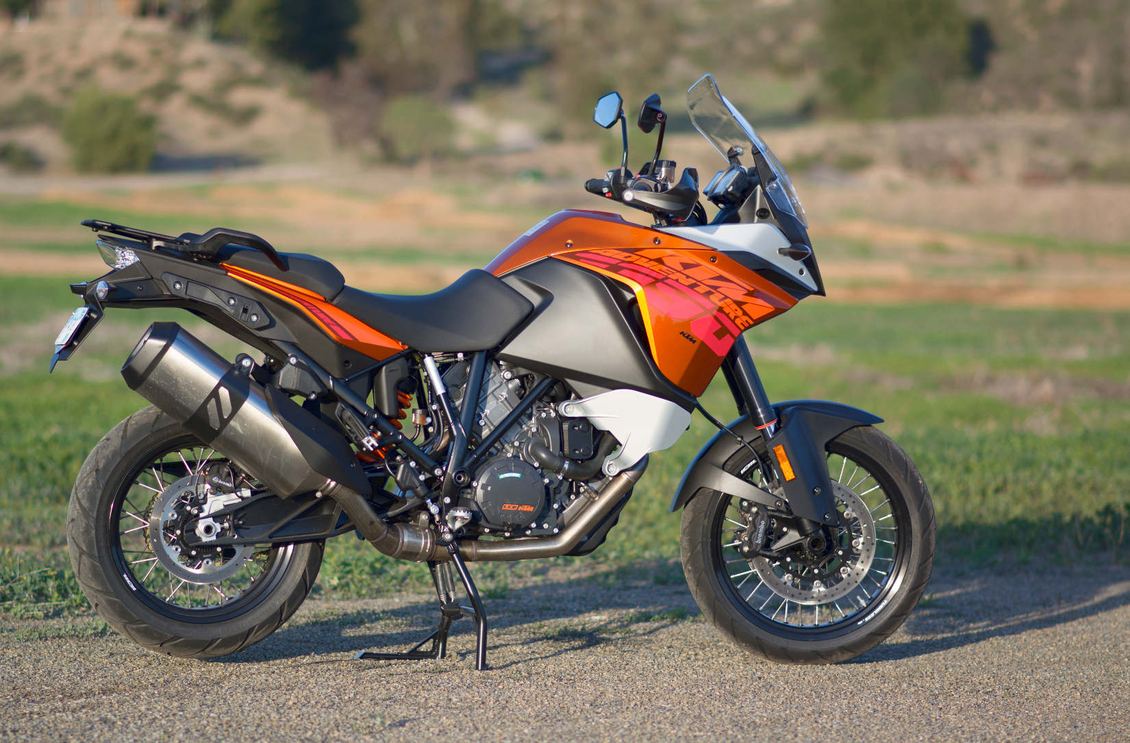 2014 ktm 1190 adventure: md ride review, part 1 « motorcycledaily