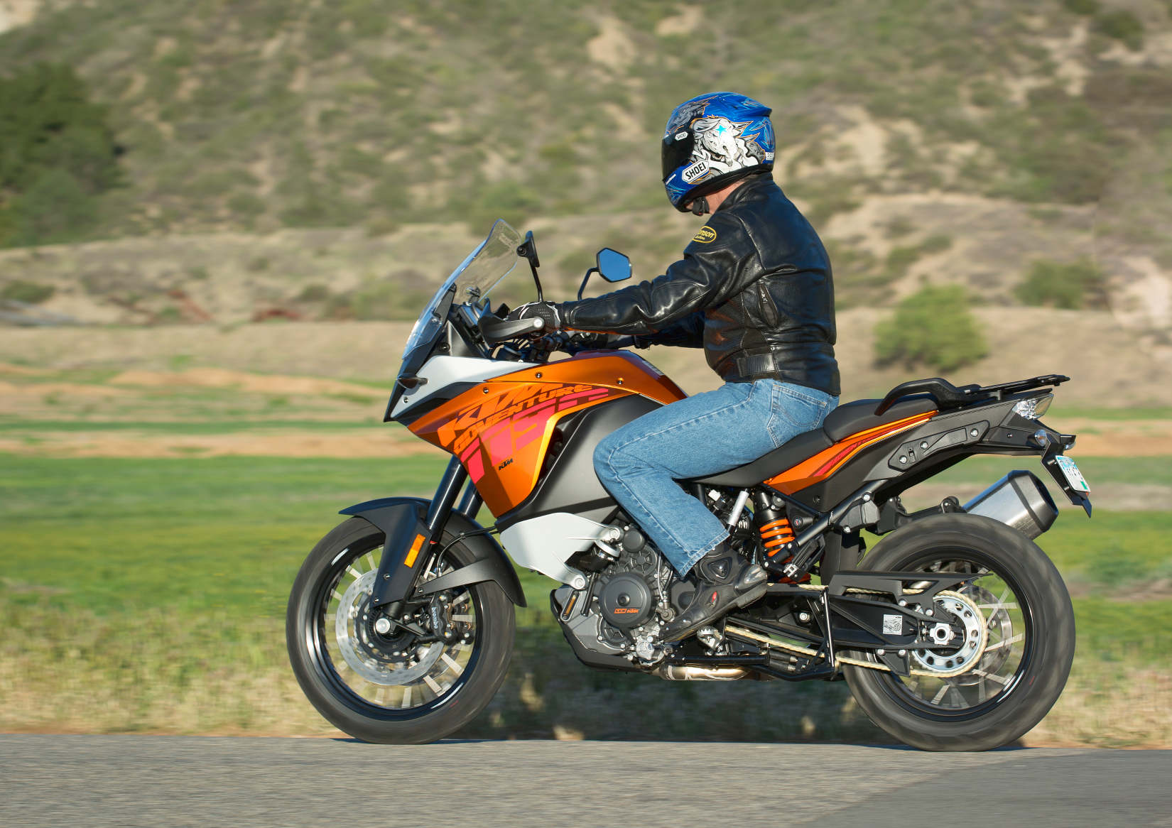 2014 KTM 1190 Adventure: MD Ride Review, Part 1
