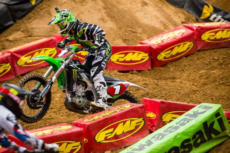 Monster Energy Kawasaki Bike Problems
