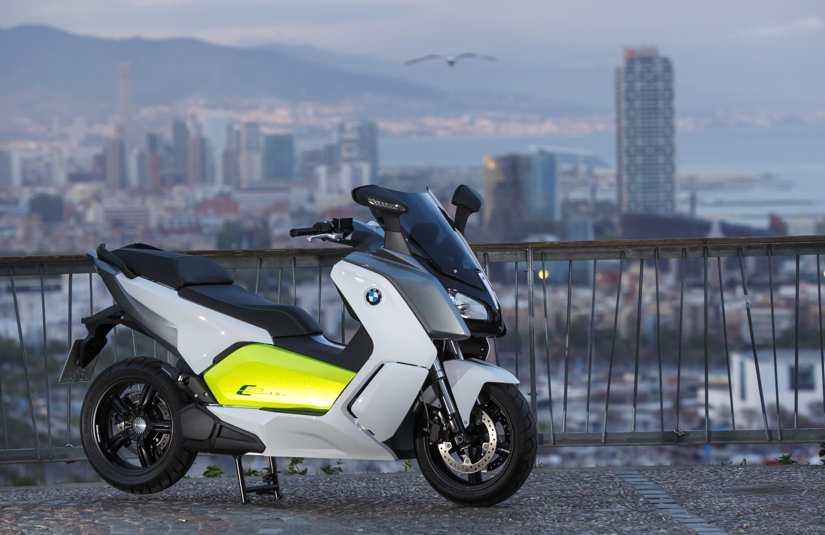 bmw c evolution: first look « motorcycledaily – motorcycle