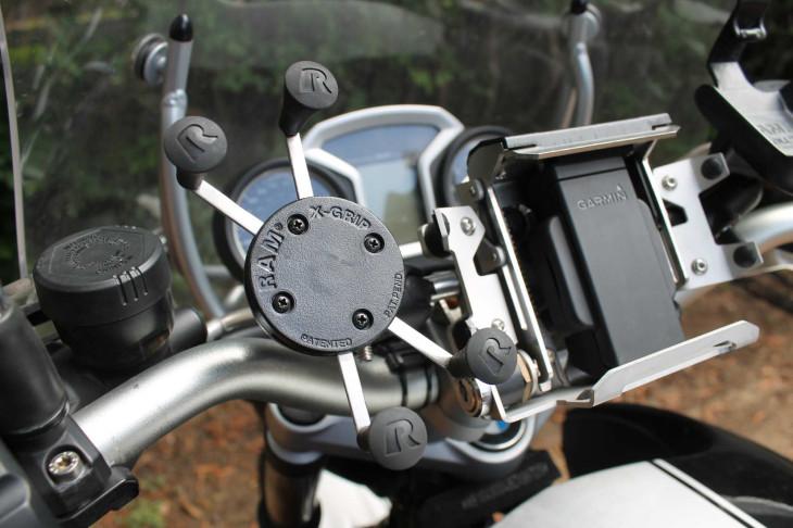 RAM X-Grip mount